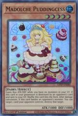Madolche Puddingcess - GFTP-EN080 - Ultra Rare - 1st Edition