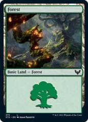 Forest (375) - Foil