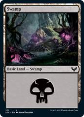 Swamp (371) - Foil