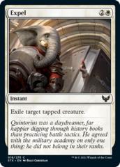 Expel - Foil