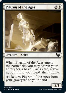 Pilgrim of the Ages