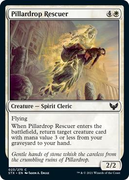 Pillardrop Rescuer