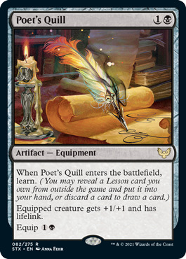 Poets Quill