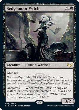 Sedgemoor Witch - Foil