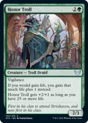 Honor Troll - Foil