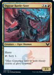 Oggyar Battle-Seer - Foil
