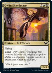 Owlin Shieldmage - Foil