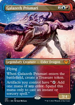 Galazeth Prismari - Borderless