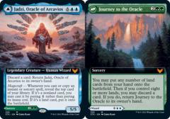 Jadzi, Oracle of Arcavios // Journey to the Oracle - Extended Art