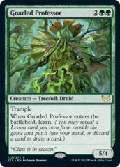 Gnarled Professor - Foil