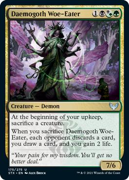 Daemogoth Woe-Eater