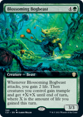Blossoming Bogbeast - Extended Art