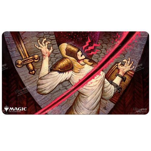 Ultra Pro - Strixhaven Playmat for Magic: The Gathering - Mystical Archive Doom Blade