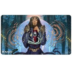 Ultra Pro - Strixhaven Playmat for Magic: The Gathering - Mystical Archive Tezzeret's Gambit