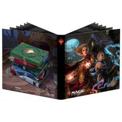 Ultra Pro Will and Rowan Strixhaven PRO-Binder 12-Pocket for Magic: The Gathering