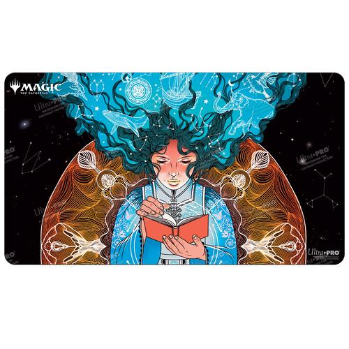 Ultra Pro - Strixhaven Playmat for Magic: The Gathering - Mystical Archive Memory Lapse