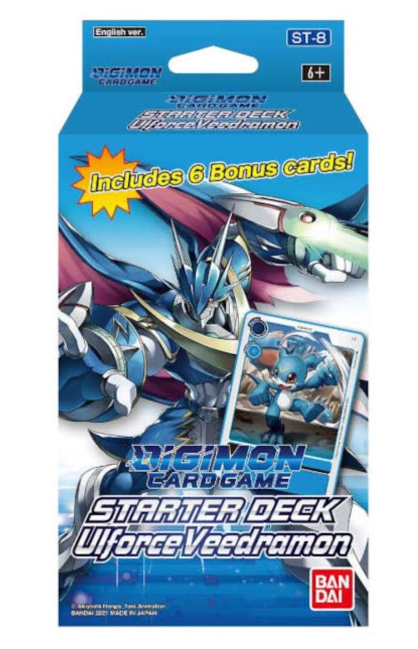 Digimon Card Game: Starter Deck - Ulforce Veedramon