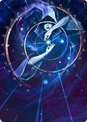 Time Warp Art Card