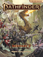 Pathfinder Pawns (P2): Bestiary 3 Collection