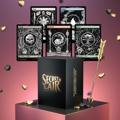 Secret Lair - The Unfathomable Crushing Brutality of Basic Lands