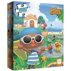 Animal Crossing: New Horizons - Summer Fun 1000 Piece Puzzle