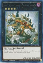 King of the Feral Imps - ANGU-EN049 - Rare - 1st Edition