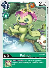 Palmon - ST4-04 - C