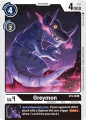 Greymon - ST5-06 - C