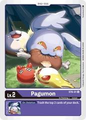 Pagumon - ST6-01 - U