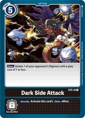 Dark Side Attack - ST5-16 - U