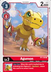 Agumon - BT4-008 - C