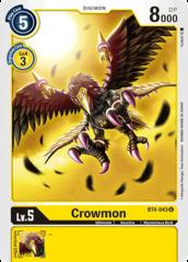 Crowmon - BT4-043 - U