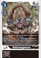Baboongamon - BT4-068 - U