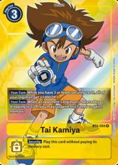 Tai Kamiya - BT4-094 - R - Alternative Art