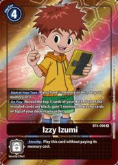 Izzy Izumi - BT4-096 - R - Alternative Art