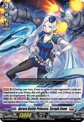 Aurora Battle Princess, Seraph Snow (RRR Foil) - D-SD05/001EN - RRR