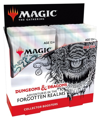 Adventures in the Forgotten Realms Collector Booster Box (PREORDER JULY 23)