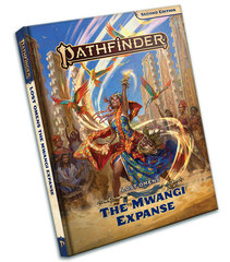 Pathfinder Lost Omen: The Mwangi Expanse