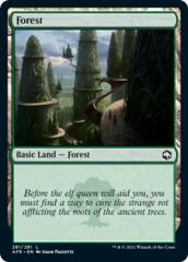 Forest (281) - Foil