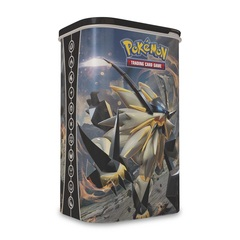 Pokemon TCG: Deck Shield Tin - Dusk Mane Necrozma