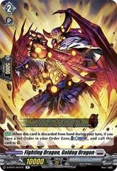 Fighting Dragon, Goldog Dragon - D-BT01/041EN - R