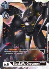 BlackWarGreymon - P-026 - P (Great Dash Pack)