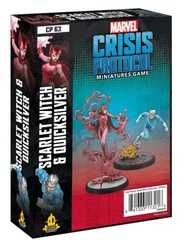 Marvel: Crisis Protocol - Scarlet Witch & Quicksilver Character Pack
