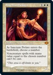 Sanctum Prelate - Foil - Retro Frame Buy-a-Box Promo