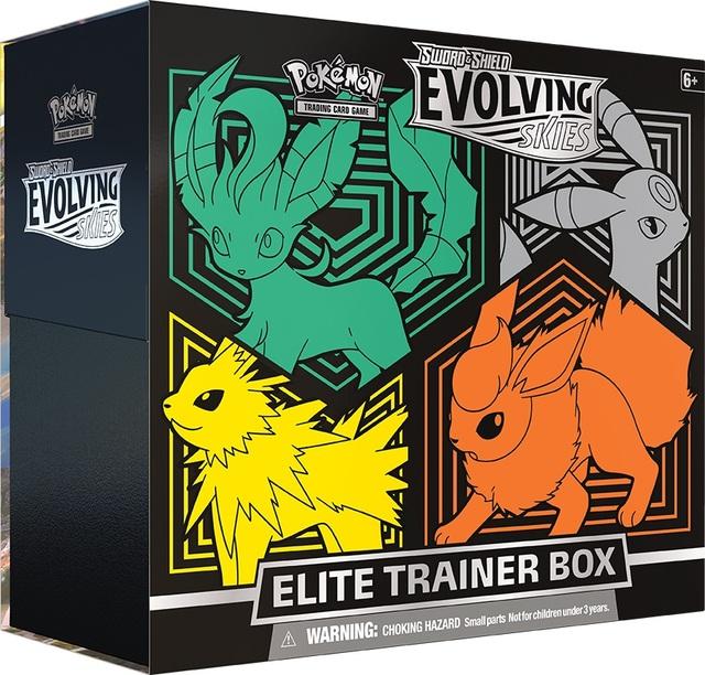Sword & Shield: Evolving Skies Elite Trainer Box