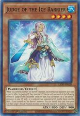 Judge of the Ice Barrier - LIOV-EN020 - Common - 1st Edition