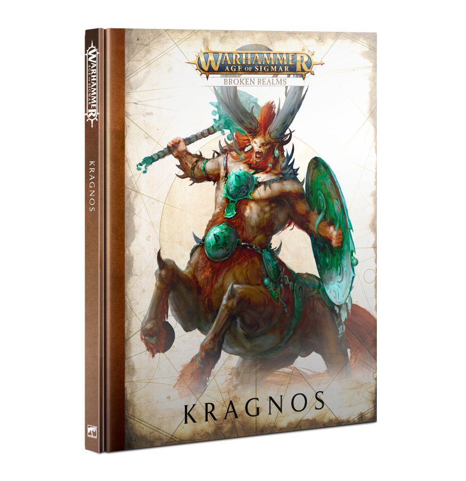 Broken Realms: Kragnos (Hb) (Eng)
