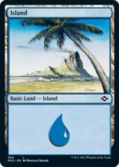 Island (484) - Foil