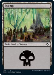 Swamp (485) - Foil