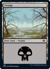 Swamp (486) - Foil